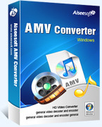 Aiseesoft AMV Converter – Exclusive 15% off Coupons
