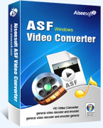 Aiseesoft ASF Video Converter – Exclusive 15% Coupon