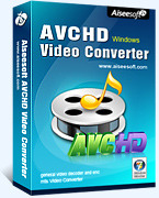 Aiseesoft AVCHD Video Converter – 15% Discount