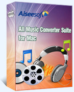 Aiseesoft – Aiseesoft All Music Converter Suite for Mac Coupon Code