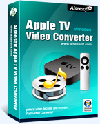 Aiseesoft Apple TV Video Converter Coupon Code