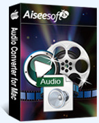 Aiseesoft Audio Converter for Mac Coupon