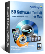 Aiseesoft BD Software Toolkit for Mac Coupon – 40% Off