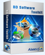 Aiseesoft BD Software Toolkit Coupons 15%