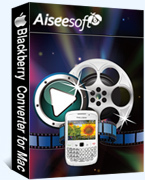 Aiseesoft Aiseesoft BlackBerry Converter for Mac Discount