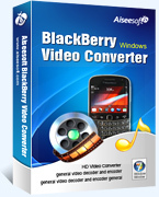 15% – Aiseesoft BlackBerry Video Converter