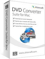 Aiseesoft Studio Aiseesoft DVD Converter Suite for Mac Coupon Code