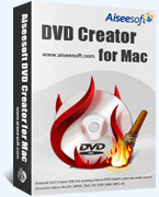 Aiseesoft DVD Creator for Mac Coupon – 40%