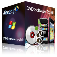 40% Aiseesoft DVD Software Toolkit Lifetime License Coupon Code
