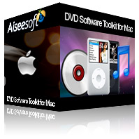 Aiseesoft DVD Software Toolkit for Mac Lifetime Coupon – 40%