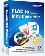 Aiseesoft – Aiseesoft FLAC to MP3 Converter Coupon Deal