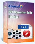 Aiseesoft Aiseesoft FLV Converter Suite for Mac Coupon