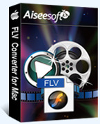 Aiseesoft FLV Converter for Mac – 15% Sale