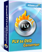 40% Aiseesoft FLV to DVD Converter Coupon
