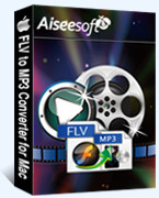 Aiseesoft – Aiseesoft FLV to MP3 Converter for Mac Coupon Deal