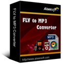 Aiseesoft FLV to MP3 Converter Coupon – 40%