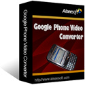 Aiseesoft Google Phone Video Converter Coupon Code – 40%