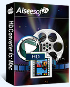 Aiseesoft HD Converter for Mac Coupon Code 15% Off