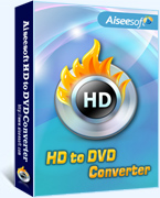 40% Aiseesoft HD to DVD Converter Coupon