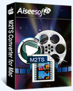 15 Percent – Aiseesoft M2TS Converter for Mac
