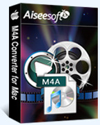 Aiseesoft M4A Converter for Mac – 15% Sale