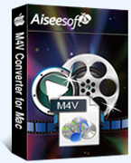 Aiseesoft M4V Converter for Mac Coupons 15% OFF