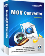 15% OFF – Aiseesoft MOV Converter
