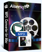 15% OFF – Aiseesoft MP3 Converter for Mac