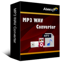 Aiseesoft MP3 WAV Converter Coupon – 40% Off