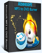 Aiseesoft Aiseesoft MP3 to DVD Burner Discount