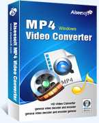 15 Percent – Aiseesoft MP4 Video Converter