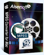 Aiseesoft Aiseesoft MPEG Converter for Mac Coupon Sale