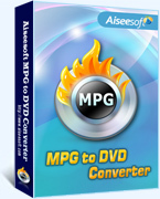 15% Aiseesoft MPG to DVD Converter Coupon