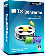 Aiseesoft Aiseesoft MTS Converter Coupon
