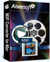 Aiseesoft MXF Converter for Mac Coupon – 40%