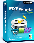 Aiseesoft MXF Converter Coupon