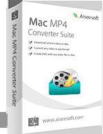 Aiseesoft Mac MP4 Converter Suite – 15% Off