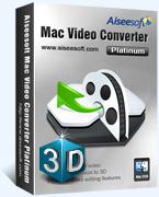 40% Off Aiseesoft Mac Video Converter Platinum Coupon