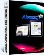 Aiseesoft Mac iPad Manager Platinum Coupon – 40%