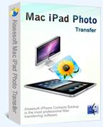 Aiseesoft Mac iPad Photo Transfer Coupon Code – 40%