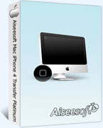 40% Aiseesoft Mac iPhone 4 Transfer Platinum Coupon
