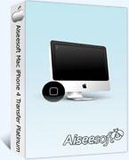 Aiseesoft Mac iPhone 4S Transfer Platinum Coupon Code – 40%