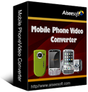 40% Aiseesoft Mobile Phone Video Converter Coupon Code