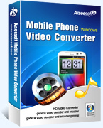 Exclusive Aiseesoft Mobile Phone Video Converter Coupon
