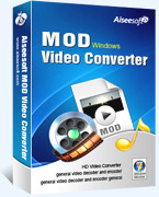 Exclusive Aiseesoft Mod Video Converter Coupon Discount