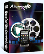 Aiseesoft Nexus One Video Converter for Mac – Exclusive 15% off Coupons