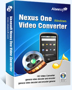 Aiseesoft Nexus One Video Converter – 15% Off