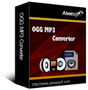Aiseesoft OGG MP3 Converter Coupon – 40%