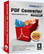 Aiseesoft Aiseesoft PDF Converter Platinum Coupon Code