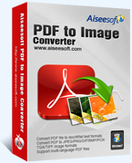 15% off – Aiseesoft PDF to Image Converter